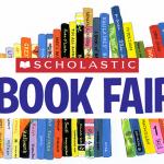 Scholastic book fair ad