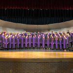Choir students