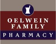 Oelwein family pharmacy logo