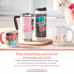 Lifetouch and Shutterfly ad