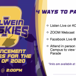 Commencement Exercises - 4 Ways to Participate